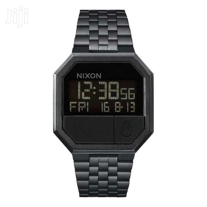 Nixon Watches Available in Different Colors and Types