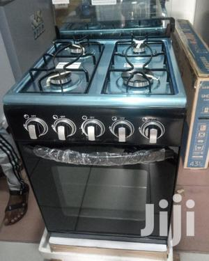 Powerful Legacy 4 Burner Gas Cooker With Oven Grill Black   Kitchen Appliances for sale in Greater Accra, Accra Metropolitan