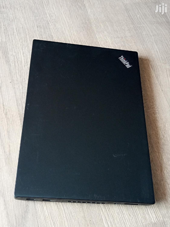 Archive: Laptop Lenovo ThinkPad T460s 8GB Intel Core I5 SSD 256GB