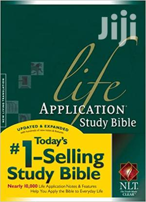 NLT Life Application Study Bible   Books & Games for sale in Greater Accra, Airport Residential Area