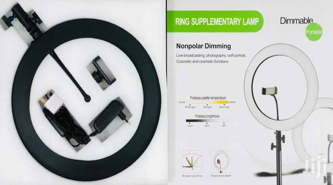 14 Inches / 36cm Ring Light White Soft & Warm Adjustment | Accessories & Supplies for Electronics for sale in South Labadi, Greater Accra, Ghana
