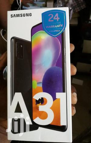 New Samsung Galaxy A31 128 GB Black | Mobile Phones for sale in Ashanti, Kumasi Metropolitan