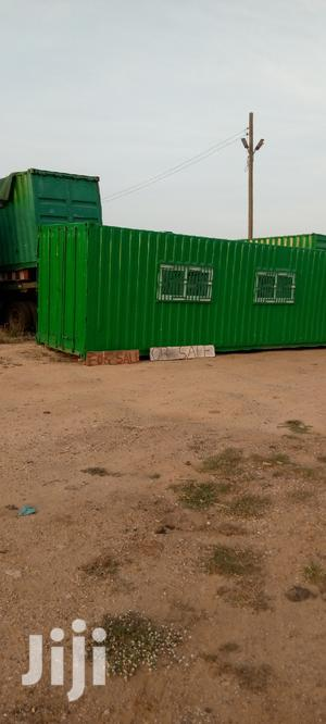 Durable Forty Fitter Container Structured Into an Office   Commercial Property For Sale for sale in Greater Accra, Tema Metropolitan