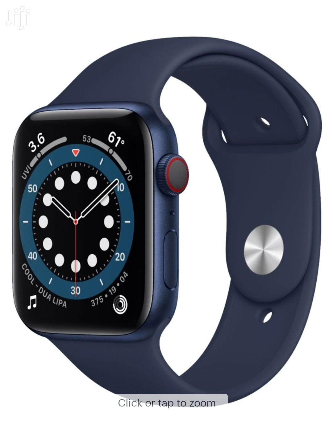 Apple Watch Series 6 (GPS + Cellular) 44mm | Smart Watches & Trackers for sale in North Labone, Greater Accra, Ghana
