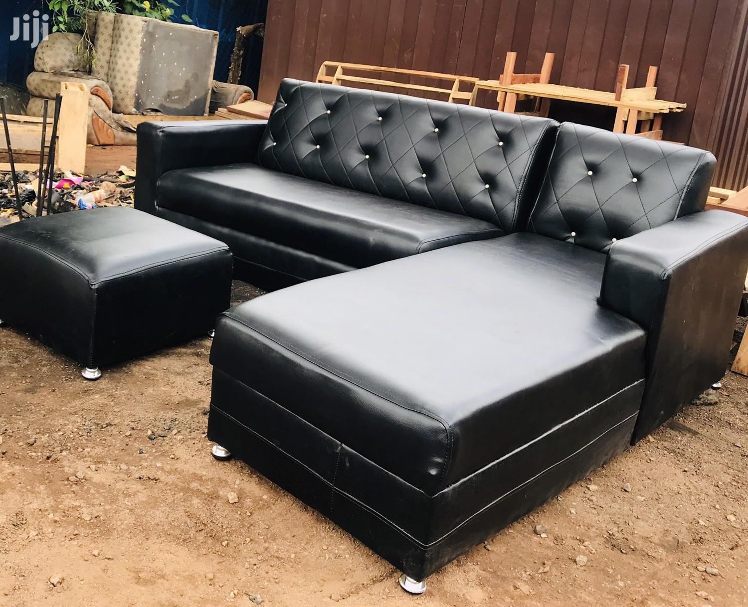 L Shape Room Furniture Sofa