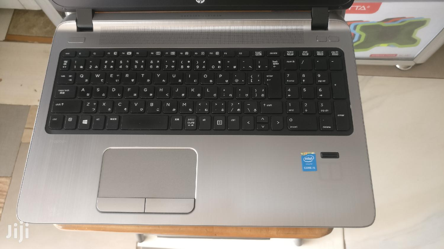 Laptop HP ProBook 450 G2 4GB Intel Core I5 HDD 500GB | Laptops & Computers for sale in Roman Ridge, Greater Accra, Ghana