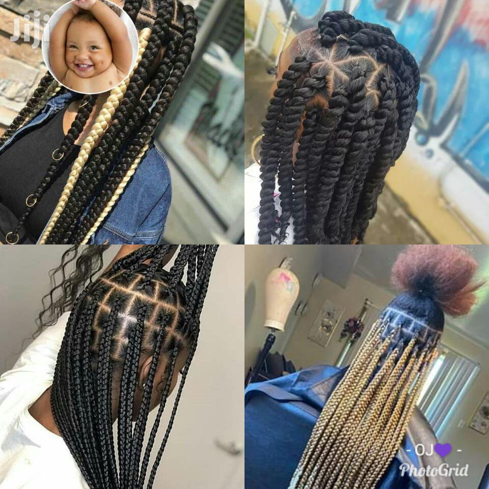 Distressed Lock And Oubre Hair | Hair Beauty for sale in Madina, Greater Accra, Ghana