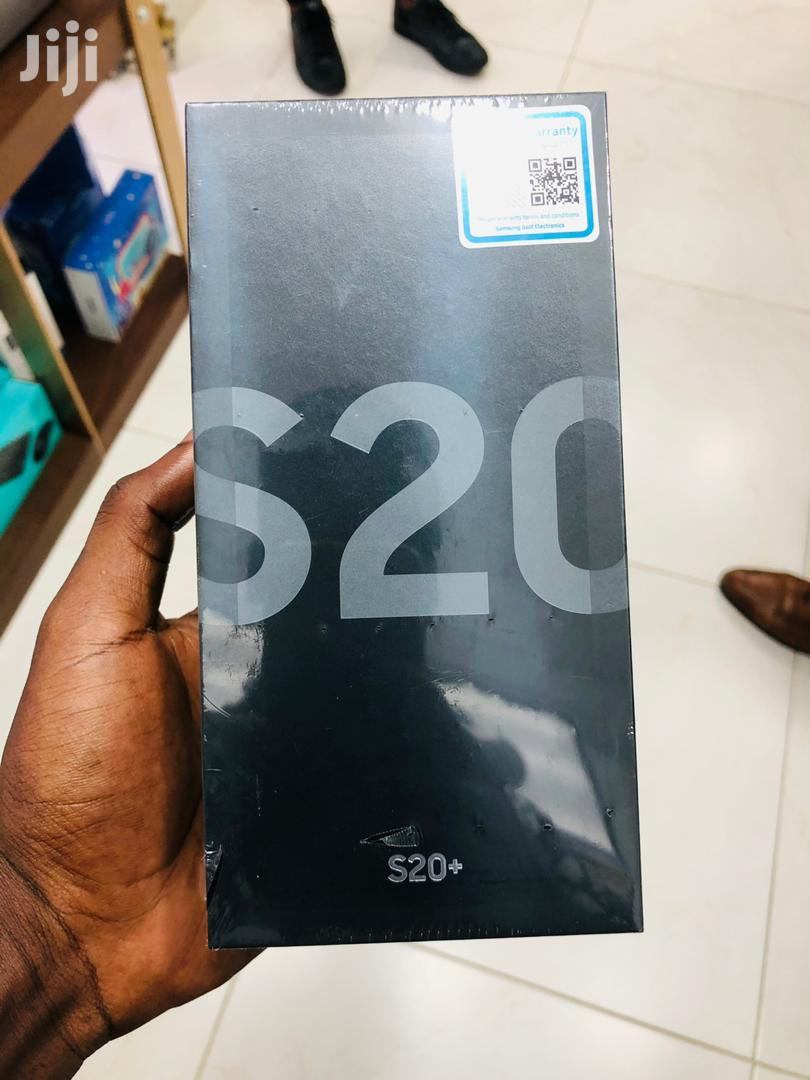 New Samsung Galaxy S20+ 128 GB Gray | Mobile Phones for sale in Tema Metropolitan, Greater Accra, Ghana