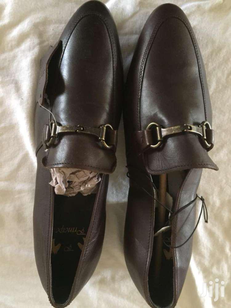Principle Brown Shoe