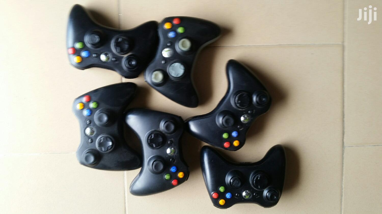 Home Used Xbox 360 Controllers