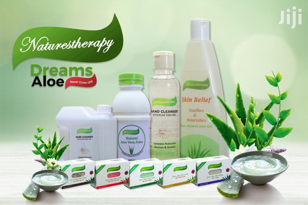 Dream Aloe Natural Soap | Bath & Body for sale in Achimota, Greater Accra, Ghana