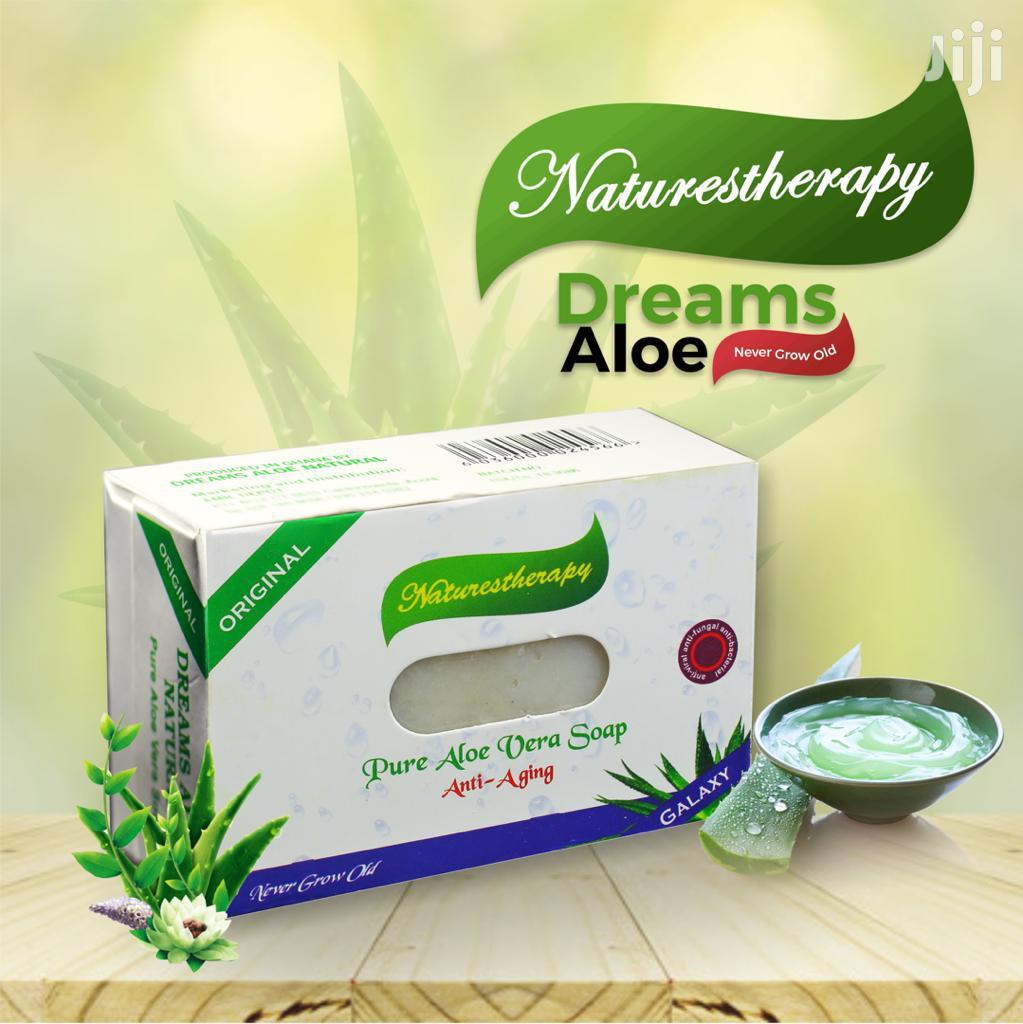 Dream Aloe Natural Soap