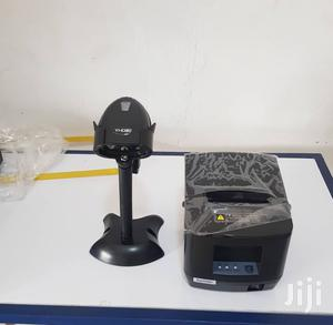 80mm Thermal Receipt Printer With Automatic Barcode Scanner   Store Equipment for sale in Greater Accra, Achimota