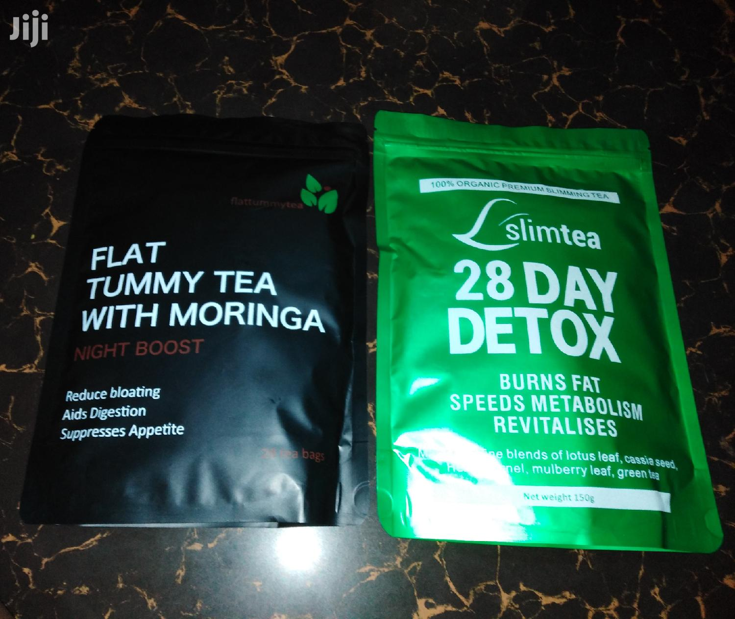Slim and Flat Tummy Tea