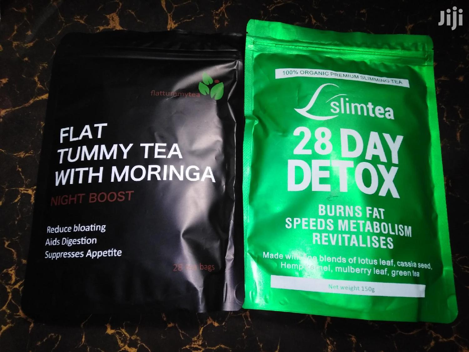 Slim and Flat Tummy Tea | Vitamins & Supplements for sale in Kumasi Metropolitan, Ashanti, Ghana