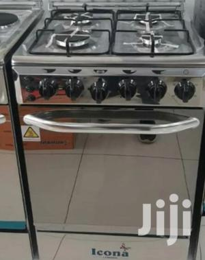Powerful Icona 4 Burner 50x50 Gas Cooker (OVEN)   Kitchen Appliances for sale in Greater Accra, Accra Metropolitan