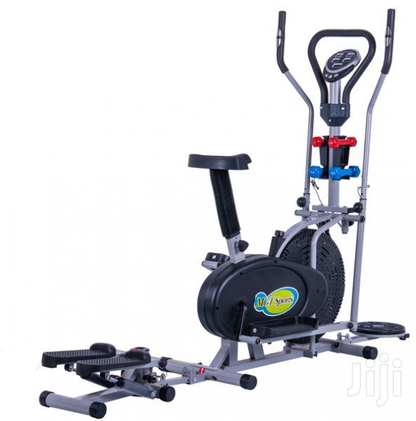 Multifunction Cross Trainer / Bike