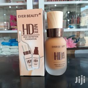 Ever Beauty HD Matte Foundation | Makeup for sale in Greater Accra, Tema Metropolitan