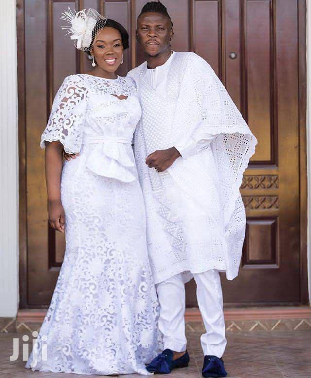 White Lace Fabrics | Wedding Wear & Accessories for sale in East Legon (Okponglo), Greater Accra, Ghana
