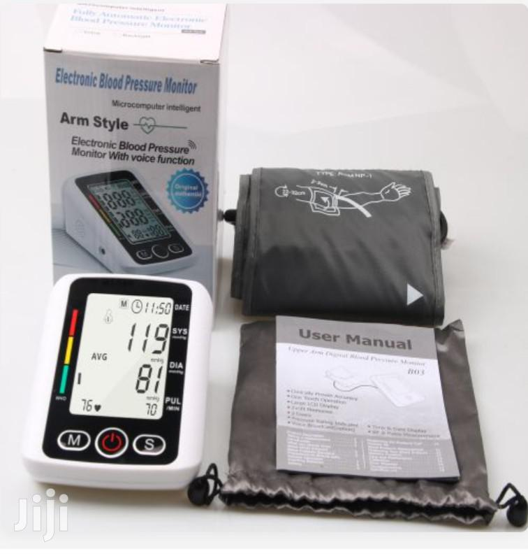 Archive: Digital Arm Blood Pressure Monitor BP