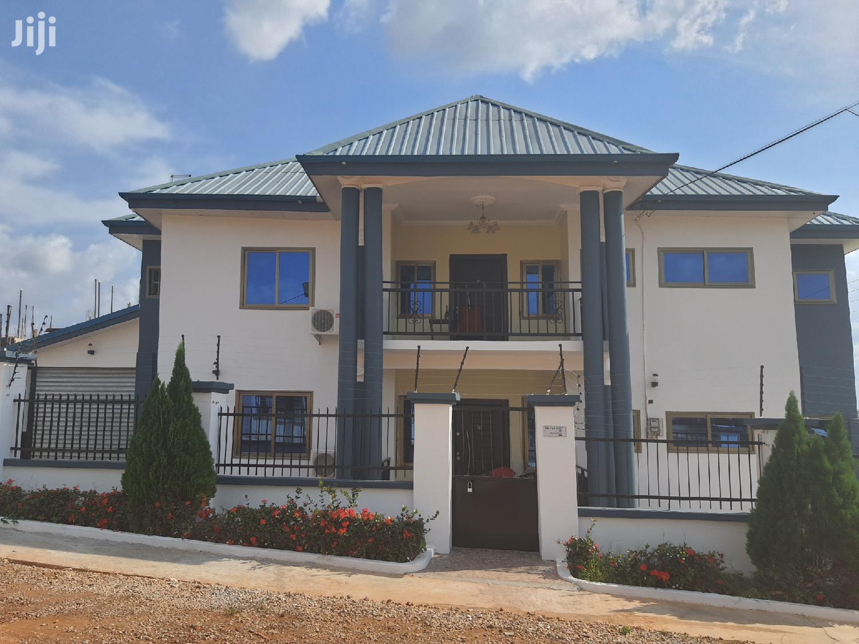 Five Bed Room Storey House at Santasi-Anyinam for Sale | Houses & Apartments For Sale for sale in Kumasi Metropolitan, Ashanti, Ghana
