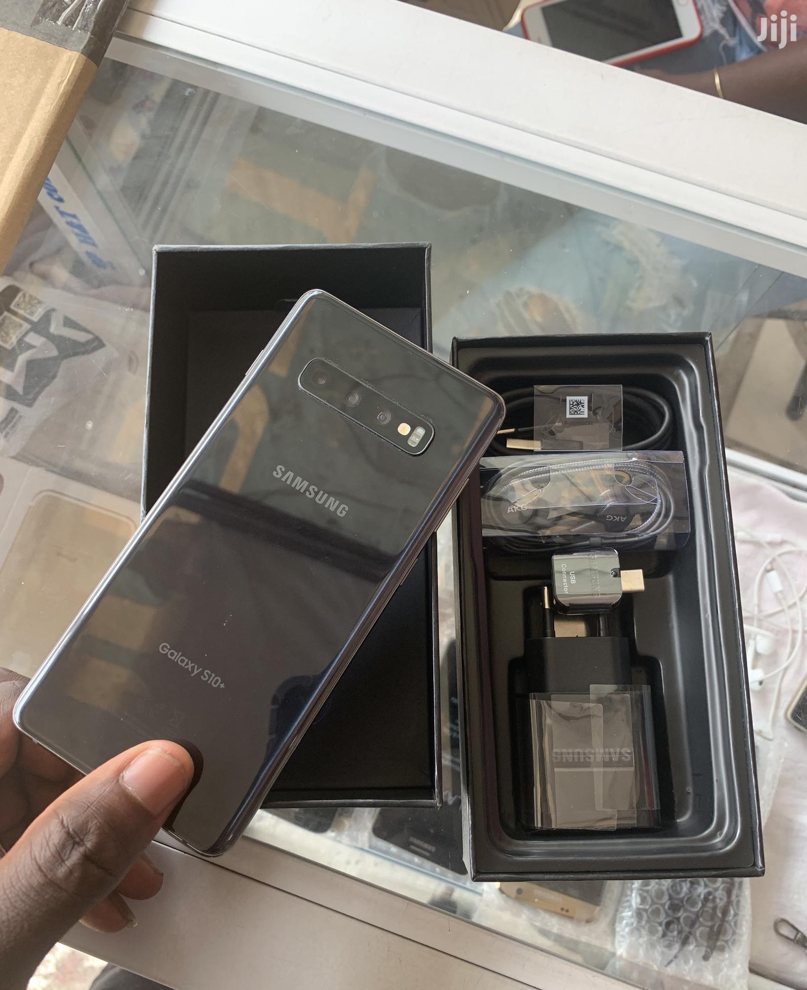 New Samsung Galaxy S10 Plus 128 GB Black | Mobile Phones for sale in Kumasi Metropolitan, Ashanti, Ghana