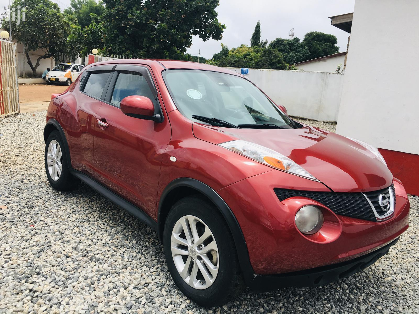 Nissan Juke 2011 SV Red | Cars for sale in North Kaneshie, Greater Accra, Ghana