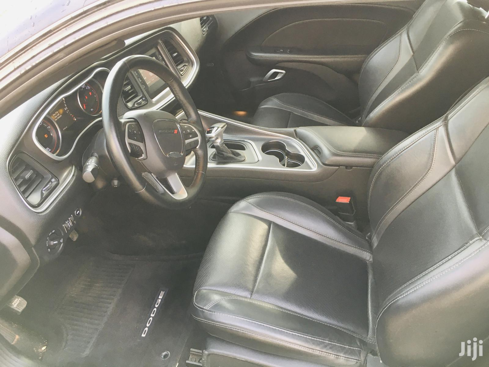 Dodge Charger 2016 R/T Scat Pack RWD Black | Cars for sale in North Kaneshie, Greater Accra, Ghana