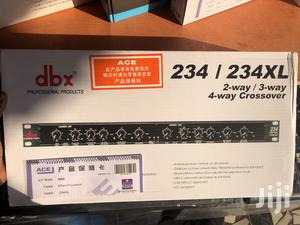 Dbx Crossover For Sale   Audio & Music Equipment for sale in Greater Accra, Accra Metropolitan
