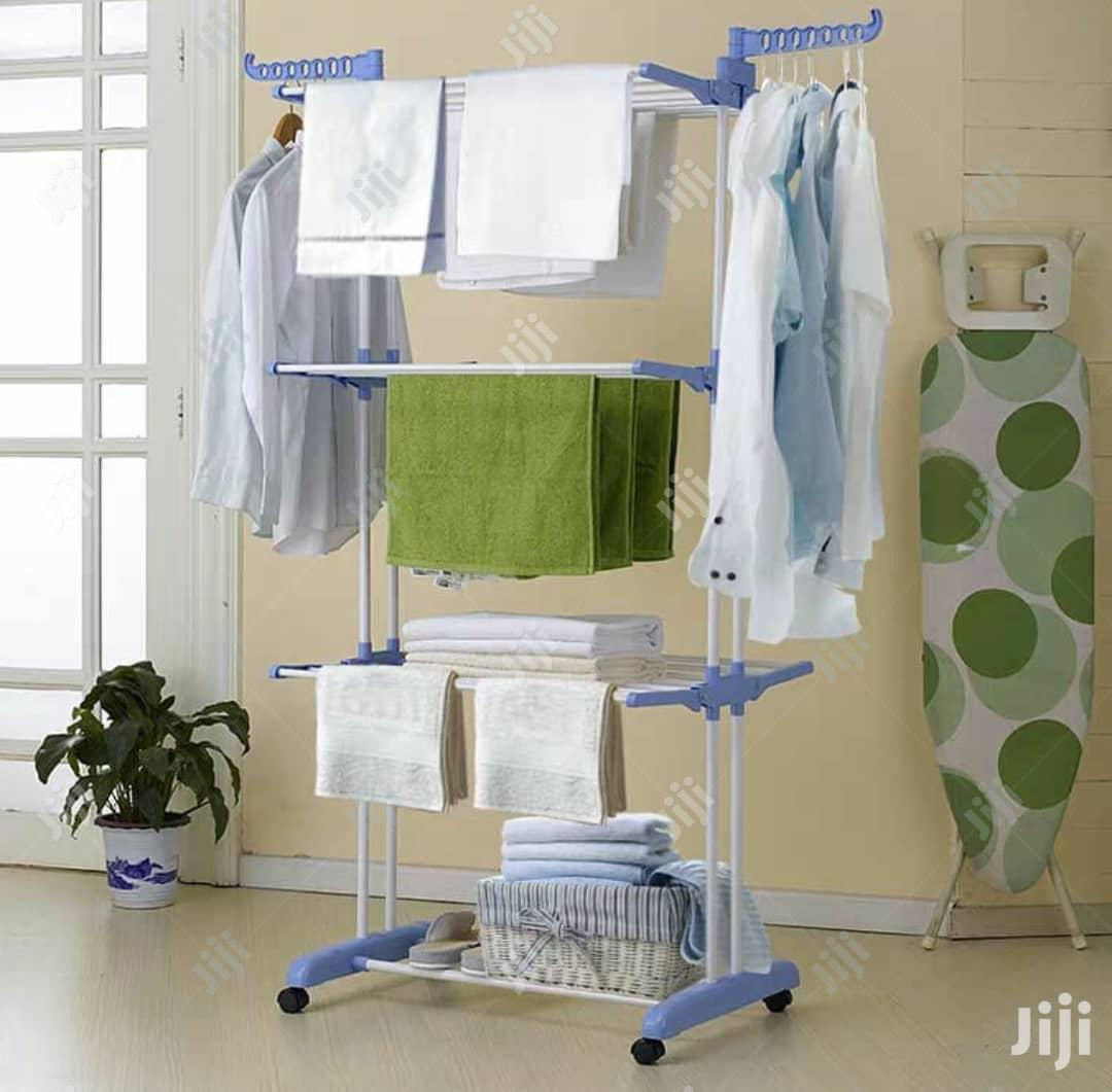 Clothes Drying Rack Indoor and Outdoor