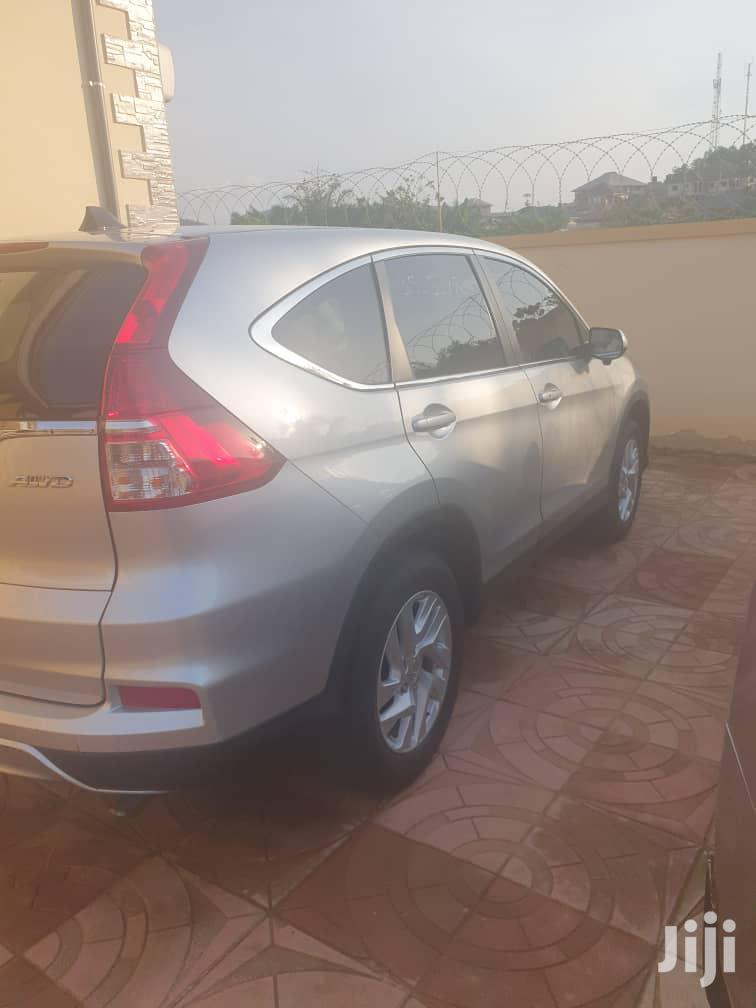 Honda CR-V 2016 Silver | Cars for sale in Abossey Okai, Greater Accra, Ghana