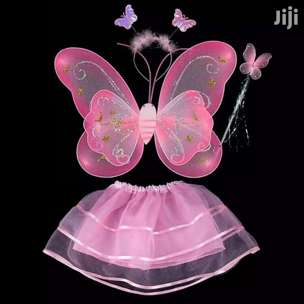 Archive: Princess Fairy Girl Butterfly Kids Costume For School Party