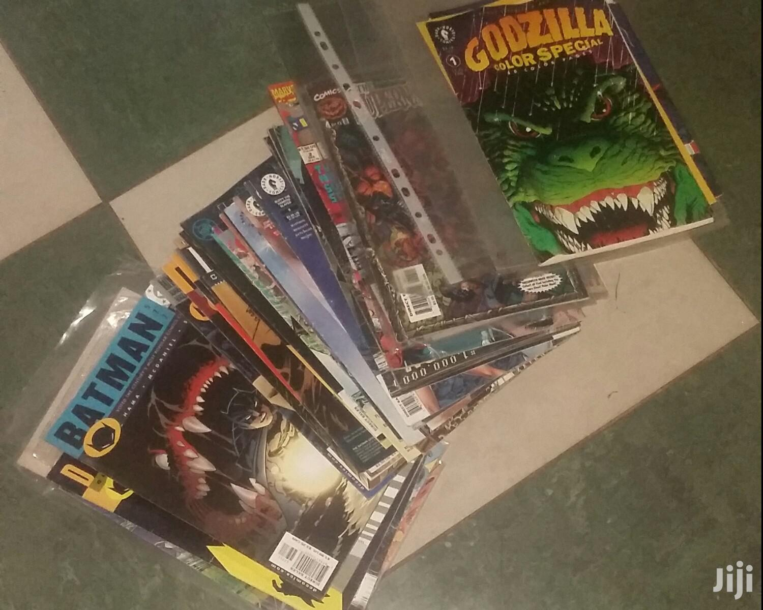 Comics Books | Books & Games for sale in Achimota, Greater Accra, Ghana